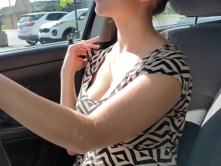 I could not wait to get home from work, I fingered my pussy while driving home